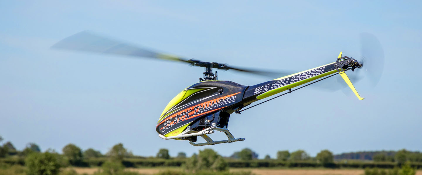 Joining The Central Model Helicopter Club